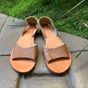 KELSI DAGGER BROOKLYN Womens Sandals Size 8 EUC